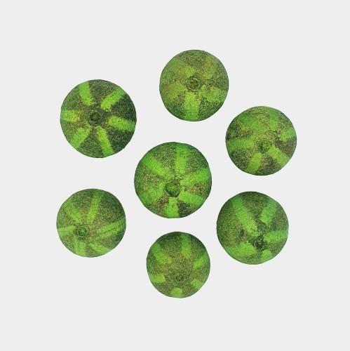 Melon decorativ verde 2